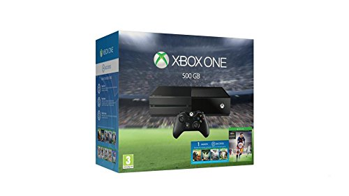 Xbox One - Pack de consola 500 GB + FIFA...