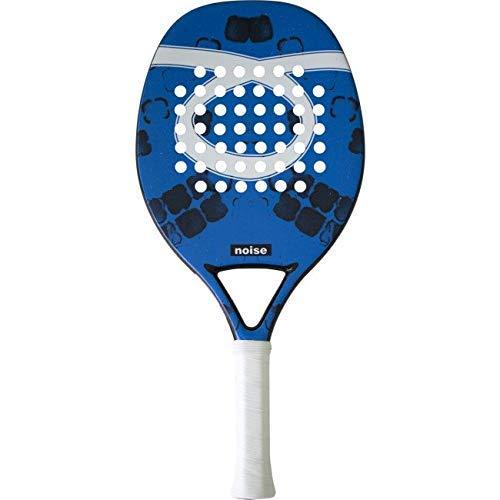 Tom Outride Racchetta Beach Tennis Racket Noise Blue 2019 Senza Custodia