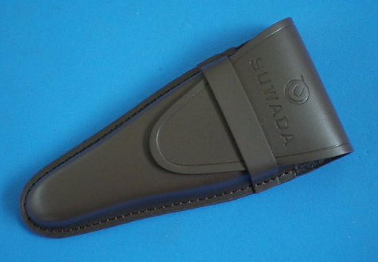 考古学的な南極ブロッサムSUWADA(スワダ)クラシック Sサイズ用 皮ケース
