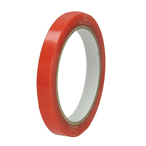 EFCO Tacky Spezial Double Tape, rot, 12 mm x 10 m