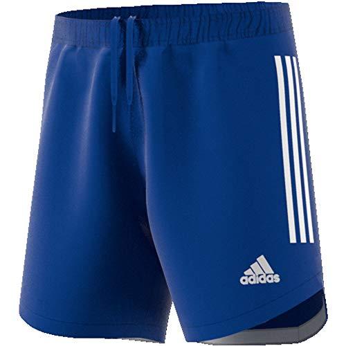 adidas Condivo 20 SHO Pantalones Cortos de Deporte, Hombre, Team Royal Blue/White, M