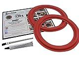 Cerwin Vega 10 Inch Foam Speaker Repair Kit FSK-10AR (Pair)