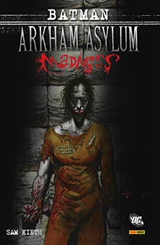 Batman: Arkham Asylum - Madness (German Edition)