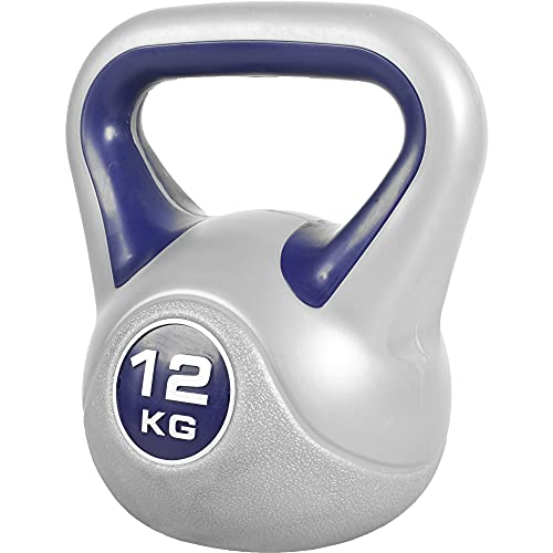 Gorilla Sports Kettlebell Stylish, 12kg