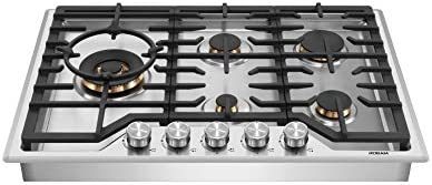 Top 10 Best full grate gas cooktop Reviews