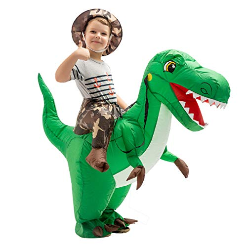 GOOSH Inflatable Costume for Kids,Inflatable Adult Costume,Dinosaur Inflatable Costume,Inflatable...