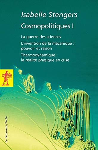 Cosmopolitiques I (01)
