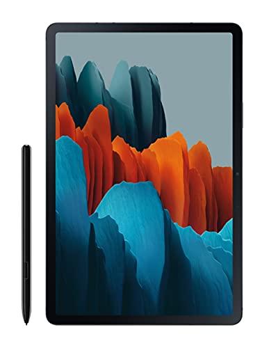 Samsung Galaxy Tab S7 Wi-Fi, preto místico, 128 GB