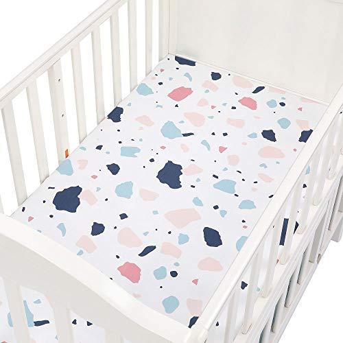 dekbedden 100% katoen wieg hoeslaken zacht ademend baby bed matrashoes Cartoon pasgeboren beddengoed voor kinderbedje maat 130 * 70cm/105 * 60