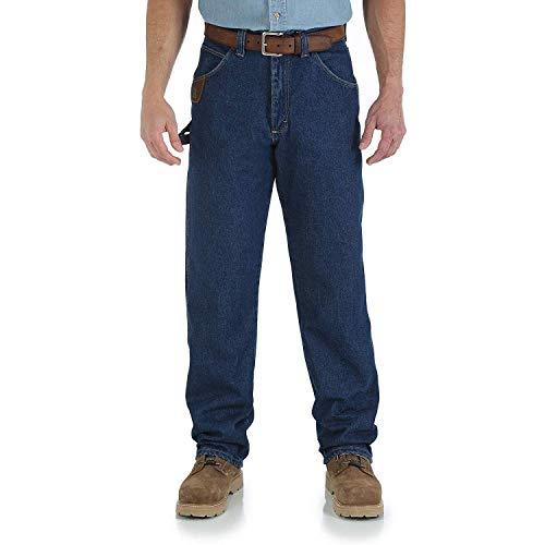 Wrangler Riggs Workwear Men's Work Horse Jean,Antique Indigo,35x30