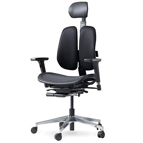 Duorest Alpha Dual-Backrest Chair