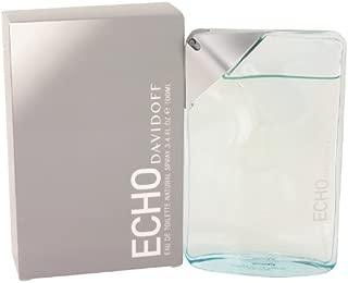 Echo Cologne for Men 3.4 oz Eau De Toilette Spray