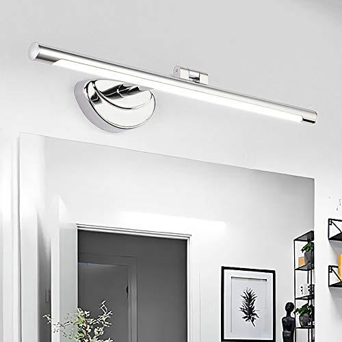 LED Spiegel Lichte Badkamer Geleid Plafondlamp Acryl Plafondlamp Gang Woonkamer Lamp Slaapkamer Keuken Spaarlamp Wandkandelaar,White,51cm/12W