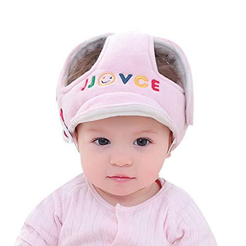 Luckiests Baby-Helm Säuglingskopfschutz Hüte Kinder Kleinkind-Tropfen Crash-Cap bruchsicheren Sicherheits Weiche Helme