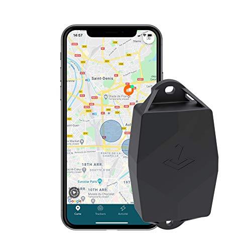 Traceur GPS Ultra (Autonomie 5 Ans) - sans Carte SIM -...