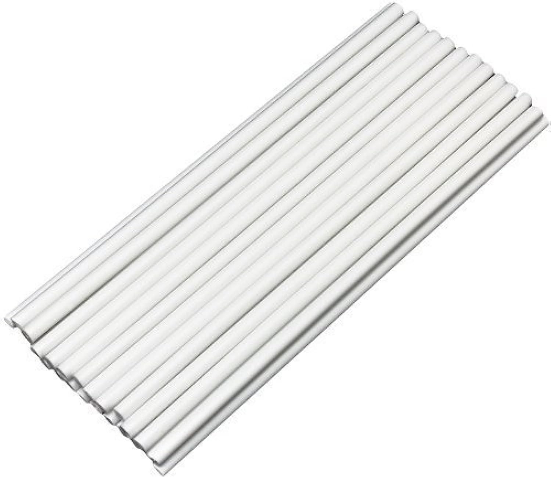 compras de moda online X1000 20.3cm Plástico blancoo Clavijas Clavijas Clavijas Pastel   Pilares Soporte Niveles Boda Cumpleaños  precio al por mayor