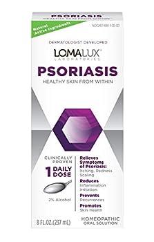 immunotrax psoriasis relief