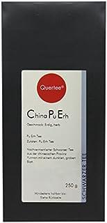 Quertee Schwarzer Tee - China Pu Erh Tee - 250 g, 1er Pack 1 x 250 g