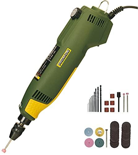 PROXXON Precision Rotary Tool FBS 115/E, 38472, Green
