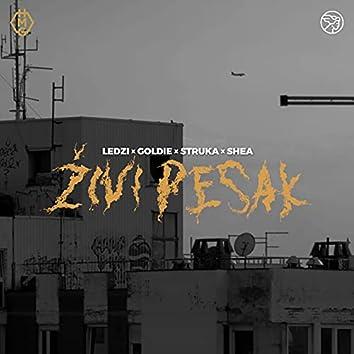 Živi pesak (feat. Goldie)