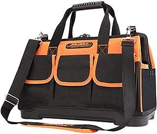 Multi-Purpose Backpack Multifunctional Waterproof Tool Bag with Thick Base, 16 Internal/External Pockets,Fashion Travel Du...