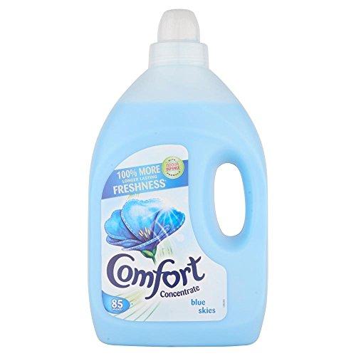 Comfort Blue Skies Concentrate Liquid Fabric Conditioner, 3L