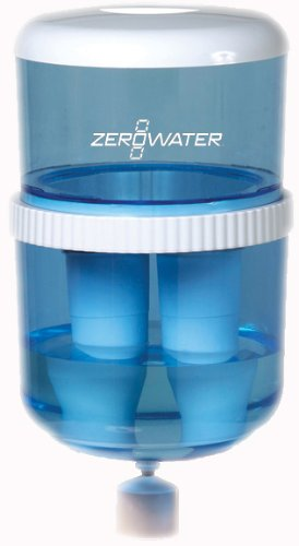 ZeroWater Water Cooler Water Filter Bottle with Electronic Tester ( ZJ-003/J-20)