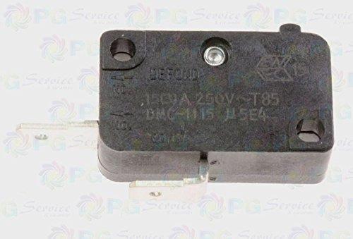 Polti micro-interrupteur pour centrale à vapeur et fer à repasser Vaporetto Lecoaspira Forever Pratica