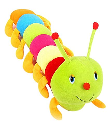 Deals India Cute Colourful Caterpillar Soft Toy (55cm)