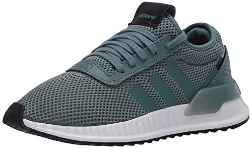 adidas Originals Women's U_Path X W Sneaker, raw Green/raw Green/FTWR White, 9.5 M US