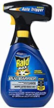 Raid Max Bug Barrier and Killer Spray, Prevents Listed bugs for up to 12 months, 30 Oz