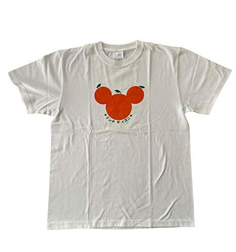 ミンナデイズニ Tシャツ (ライトブルー, L)