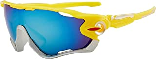 Original Pit Viper Sport Polarized Sungl for Men and Women Outdoor Windproof Eyewear Uv Mirrored Lens
