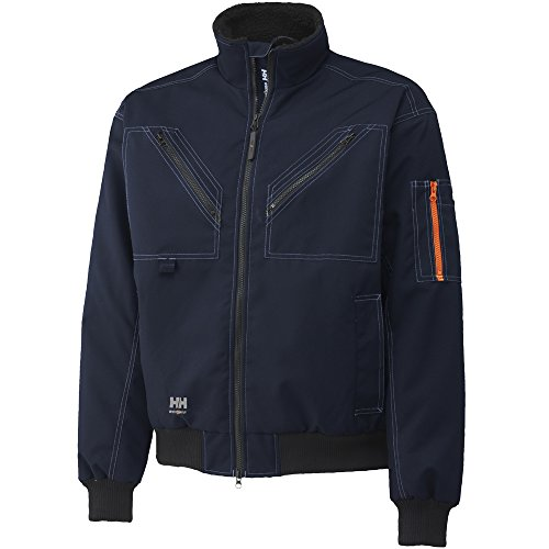 Helly Hansen Workwear Premium Pilotenjacke Bergholm 76211 Lined Shell 590 L, 34-076211-590-L