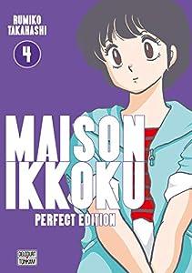 Maison Ikkoku - Juliette je t'aime Perfect Edition Tome 4