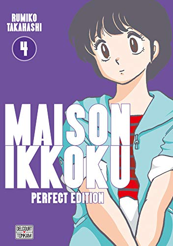 Maison Ikkoku - Juliette je t'aime Perfect Edition Tome 4
