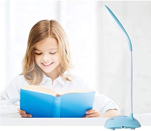 XPXKJ LED Desk Lamp Selling rankings Battery Table Elegant Dimmable C Touch Operated