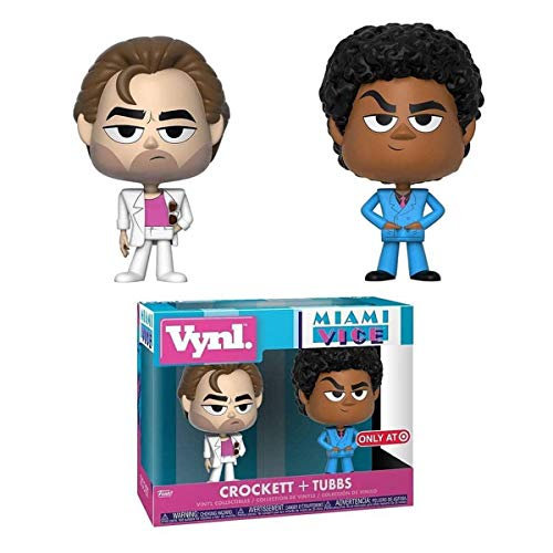 Figuren Funko Vynl: Miami Vice - Crockett & Tubbs
