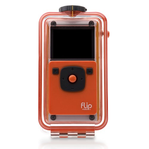 Flip Video Underwater Case for Select Flip Ultra and Flip UltraHD Video Cameras