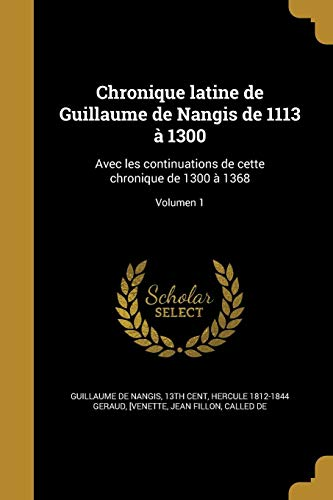 LAT-CHRONIQUE LATINE DE GUILLA