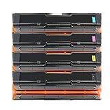 GYYG Cartucho de tóner compatible para LD 205 para LD Color LaserJet Pro CS2010DW Impresora Cartuchos de tóner Impresoras Láser Suministros Educativos, Hospitales Set