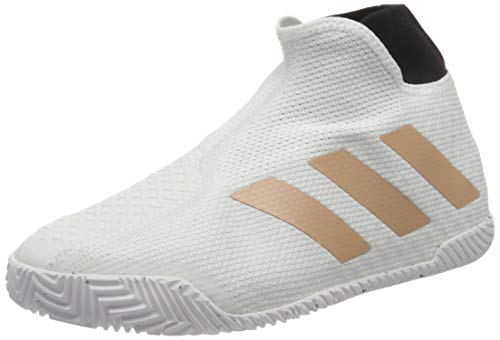 adidas Stycon W, Zapatillas de Tenis Mujer, FTWBLA/COBMET/NEGBÁS, 41 1/3 EU