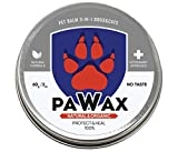 Bruno May PAW Wax Natural and Organic Protect and Heal 3-in-1 for Dogs and Cats PET Balm Veterinary Approved with Carnauba Wax, Vitamin E, Aloe - 2 oz