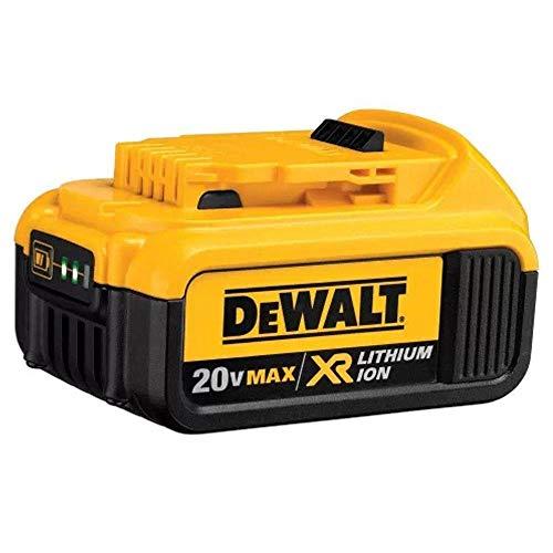 Bateria De Ion De Lition 20v Max Xr 4.0ah - Dewalt Dcb204