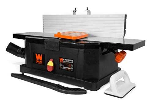 WEN 6559 6-Inch 10-Amp Corded Benchtop Jointer...