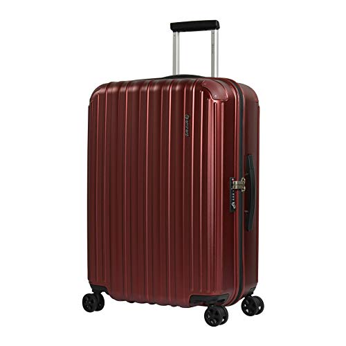 Eminent Suitcase Move Air NEO 69 cm 85 L Lightweight Extra Corner Protection Anti-Scratch Hardshell Red