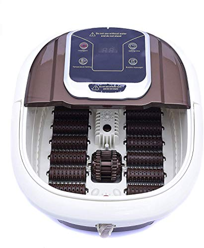 Egab Electric Foot Spa Massager Tub with 12 roller (Digital Panel)