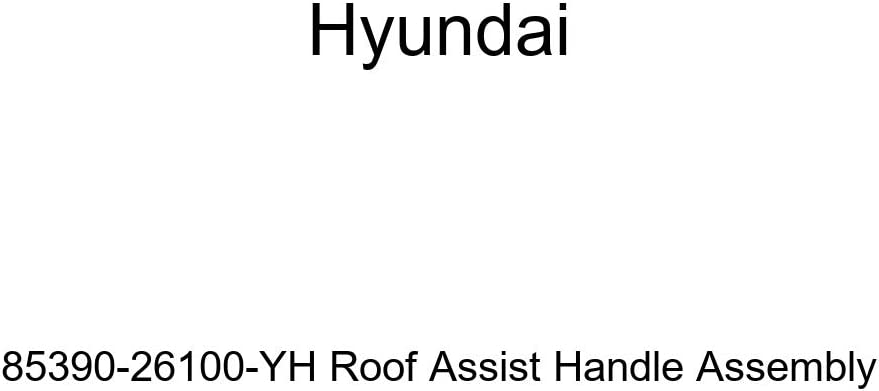 Genuine Online limited product Max 61% OFF Hyundai 85390-26100-YH Roof Assembly Handle Assist