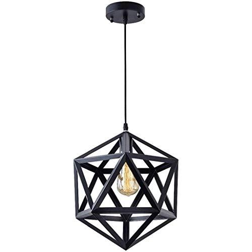 BAIMENG Candelabros, Post lámpara de Piedra Haz clásico Techo Pendiente de la lámpara Fixture liqiang96
