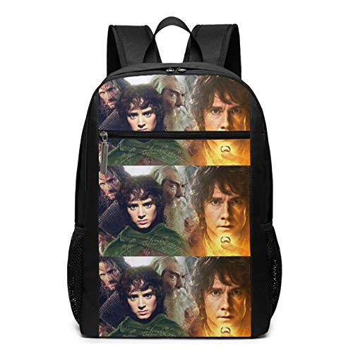 Frodo Baggins The Lo-rd of the Ri-ngs The Return of the King rob inglis horror School Bag Casual items Men,Women,unisex,adult Outdoor sports,swimming mothers day gifts